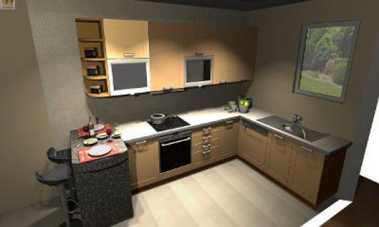 Professionelle Montage/Abb. und Aufbau von Küchen aller Hersteller